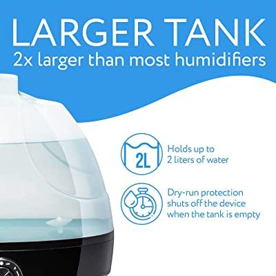 Reptile Humidifier / Fogger - Large Tank