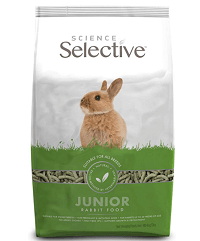 Science Selective Junior Rabbit Food