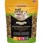 Sunseed 36070 Vita Prima Sunscription Dwarf Hamster Food