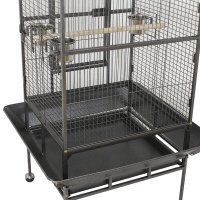 """Super Deal 68"""" Large Play Top Bird Cage"""