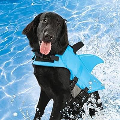 SwimWays Dog Life Vest