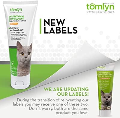 Tomlyn Felovite II Nutritional Gel Cat & Kitten Supplement