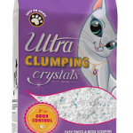 Ultra Unscented Clumping Crystal Cat Litter