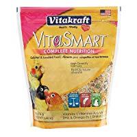 Vitakraft Vitasmart Cockatiel & Lovebird Food