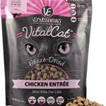 Vital Essentials Chicken Mini Patties Grain Free Limited Ingredient Freeze-Dried Cat Food