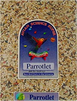 Volkman Seed Avian Science Super Parrotlet