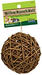 Ware Manufacturing Willow Branch Ball for Small Animals