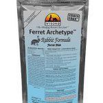 Wysong Archetype Raw Rabbit Diet Freeze-Dried Ferret Food