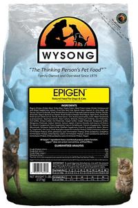 Wysong Epigen Starch-Free Chicken Formula Grain-Free Dry Dog & Cat Food