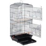 "Yaheetech 36"" Portable Hanging Medium Size Bird Cage"