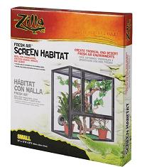 Zilla Fresh Air Screen Habitat for Reptiles