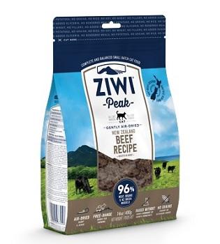 Ziwi Peak Air-Dried Beef Recipe Cat Food