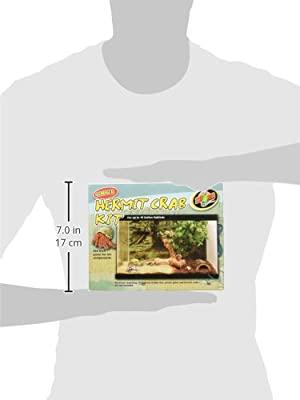 Zoo Med Laboratories SZMSCK1 Hermit Crab Kit
