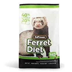 ZuPreem Premium Daily Diet Ferret Food