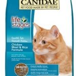 Canidae All Life Stages Dry Cat Food, Chicken Meal and Rice