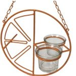 Heath Outdoor Products CF-144 Clementine Oriole Feeder