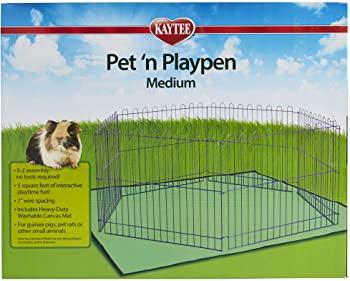 Kaytee Pet-N-Playpen Medium