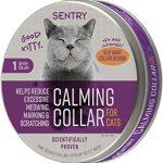 Sentry HC Good Behavior Pheromone Cat Calming Collar