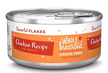 WholeHearted All Life Stages Canned Cat Food