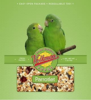 Volkman Avian Science Diet Parrotlet Bird Food