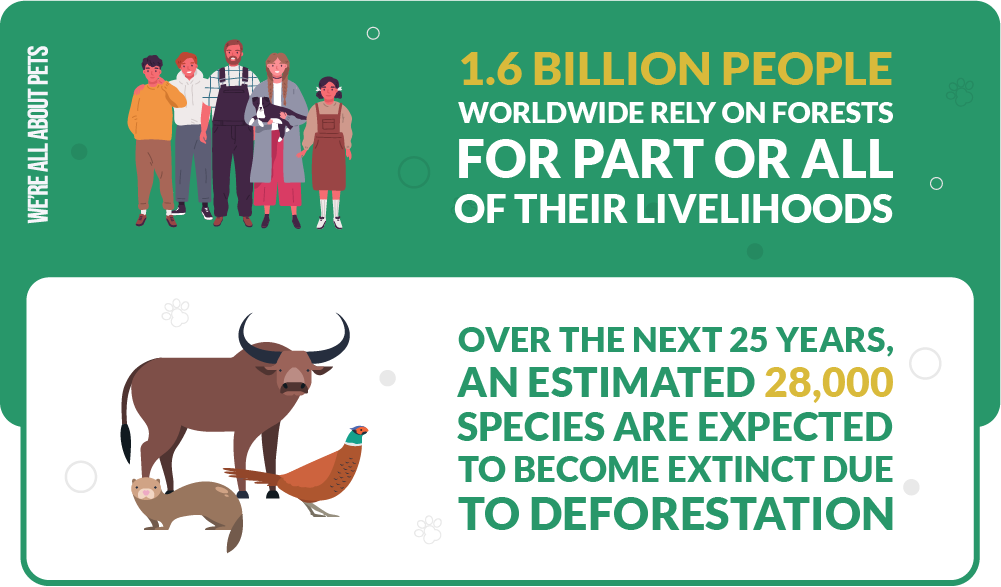 28000 species will become extinct in the next 25 years