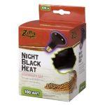 Zilla Incandescent Bulb – Night Black