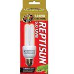 ZooMed 5.0 Reptisun Mini Compact Fluorescent Bulb