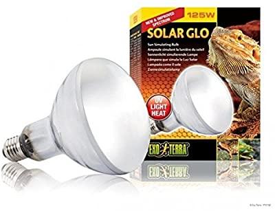 Exo-Terra Solar Glo/ Sun Simulating Bulb 80W