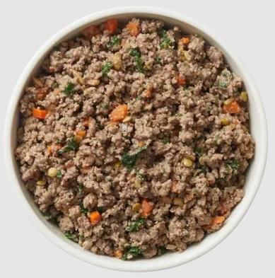 The Farmer's Dog Beef Recipe