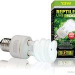Exo Terra Reptile UVB 100 Tropical Terrarium Bulb