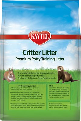 Kaytee Critter Litter Premium Potty Training Small Animal Litter