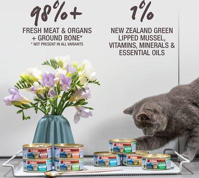 Feline Natural Chicken & Lamb Feast Grain-Free Canned Cat Food