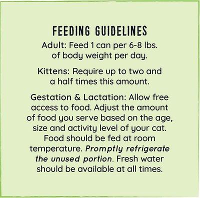 Hound & Gatos Lamb Formula Grain-Free Canned Cat Food