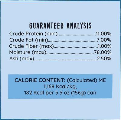 Hound & Gatos 98% Rabbit Grain-Free Canned Cat Food