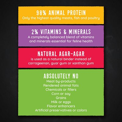 Hound & Gatos 98% Salmon Grain-Free Canned Cat Food