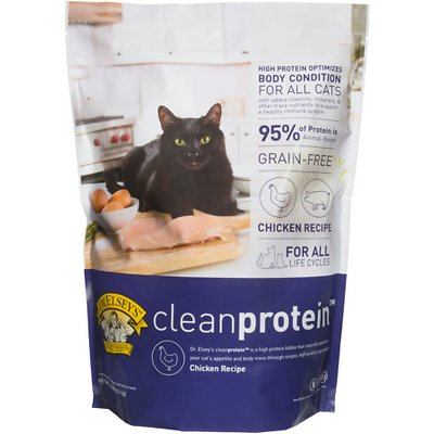 Dr. Elsey's CleanProtein Chicken Recipe Dry Kibble for All Cats