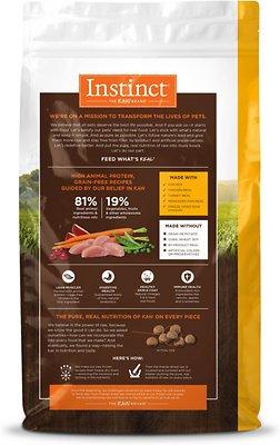 Instinct Original Grain-Free Recipe