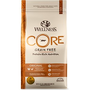 Wellness CORE Grain-Free Original Formula Dry Cat Food
