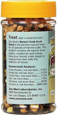 Zoo Med Hermit Crab Fruit Salad