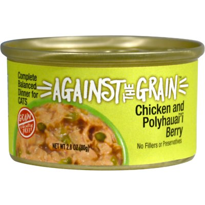 Against the Grain Farmers Market Chicken & Polyhauai'i Berry Dinner