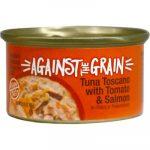 Against the Grain Farmers Market Tuna Toscano with Salmon & Tomato Dinner