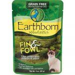 EARTHBORN Holistic Fin & Fowl Moist Food Pouch
