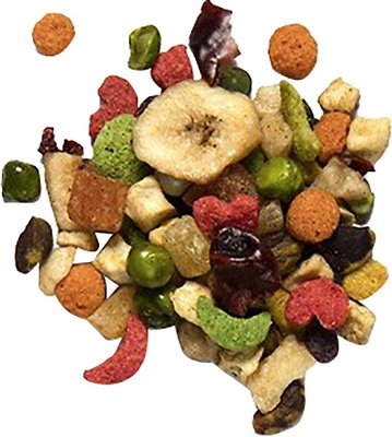 ZuPreem Pure Fun Enriching Variety Parrot & Conure Food