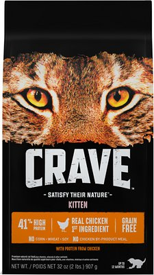 Crave Crave Kitten with Protein from Chicken Dry Food