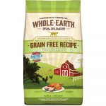 Whole Earth Farms Grain-Free Indoor Chicken & Turkey Adult Recipe Dry Cat Food