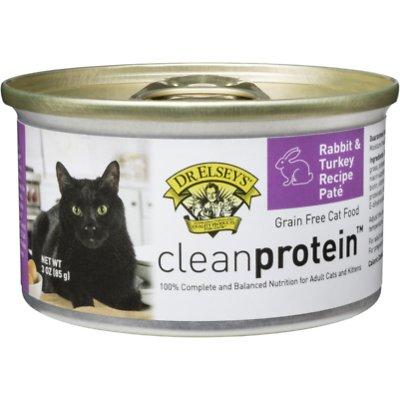 Dr. Elsey's CleanProtein Rabbit & Turkey Recipe Paté