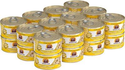 WERUVA Paw Lickin' Chicken in Gravy Grain-Free Canned Food