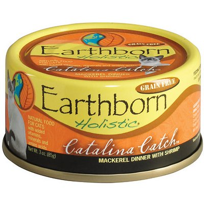 EARTHBORN Holistic Catalina Catch Canned Food