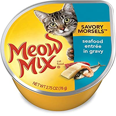 Savory Morsels Seafood Entrée in Gravy