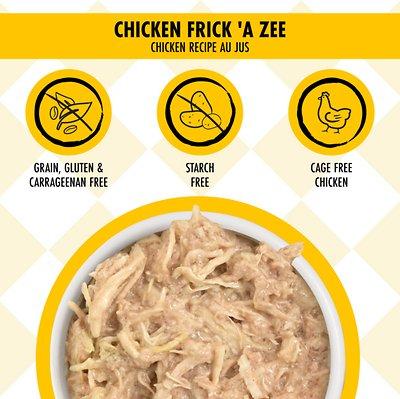 Weruva Cats in the Kitchen Chicken Frick 'A Zee Chicken Recipe